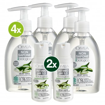 Kit Non Sapone + Detergente Intimo