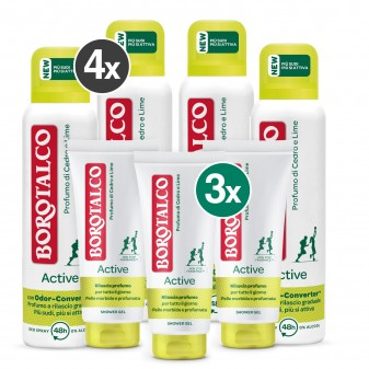 Kit Active Spray