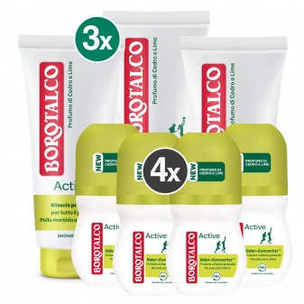 Kit Active Roll-On
